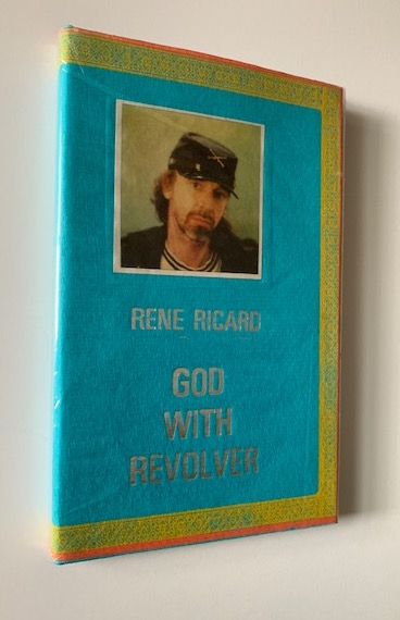 God with Revolver. Rene Ricard.