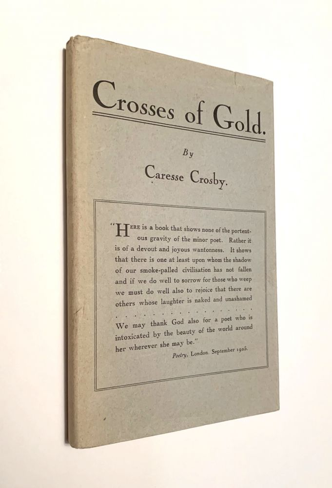 Crosses of Gold. Caresse Crosby.