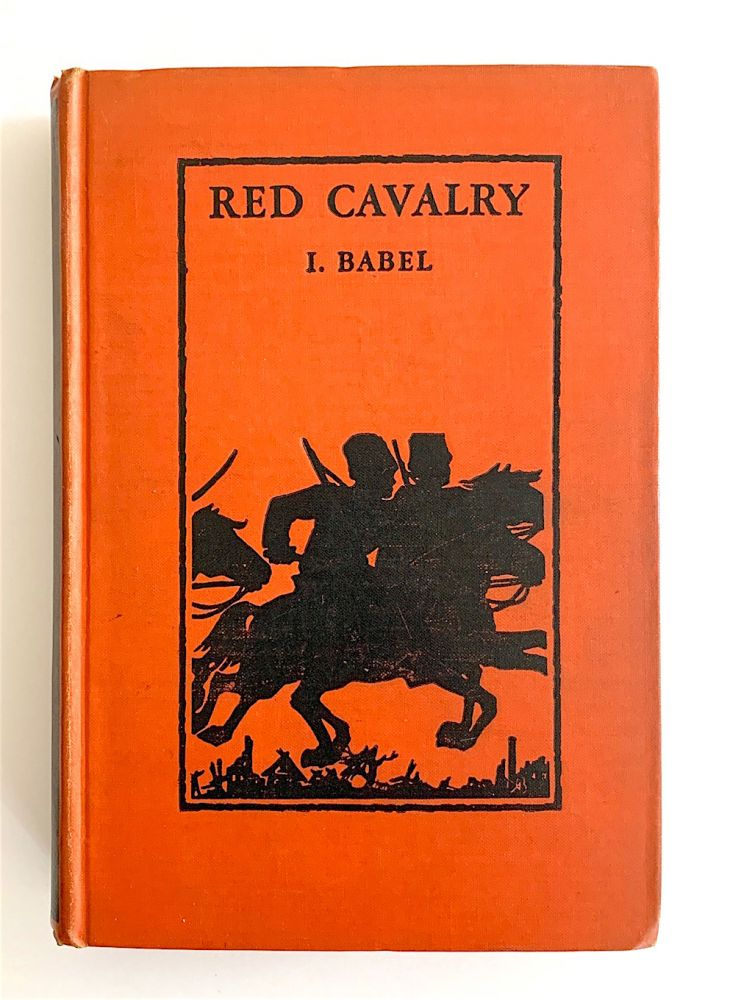 Red Cavalry. Babel, saac.