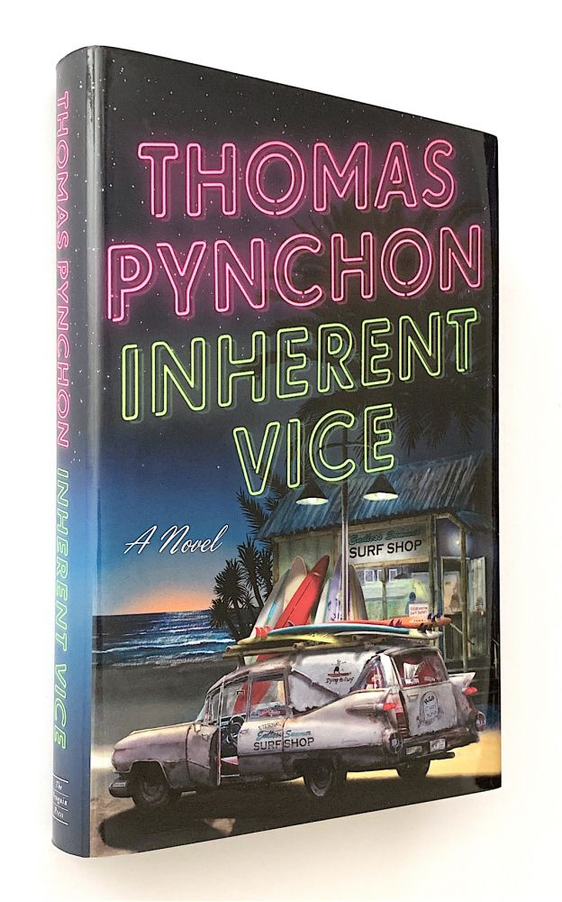 Inherent Vice [first edition]. Thomas Pynchon.