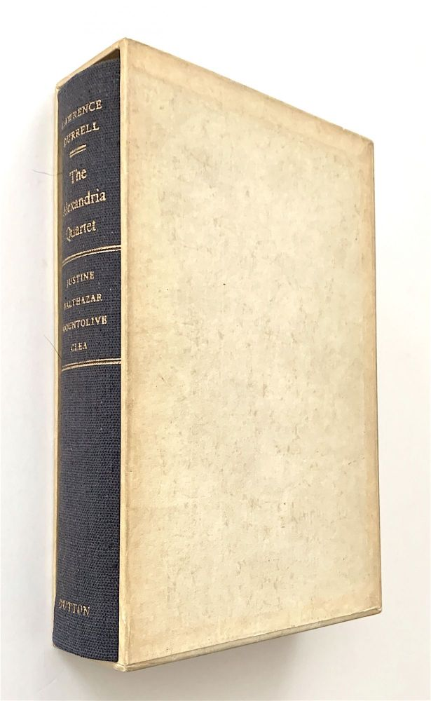 The Alexandria Quartet [signed limited edition]. Lawrence Durrell.