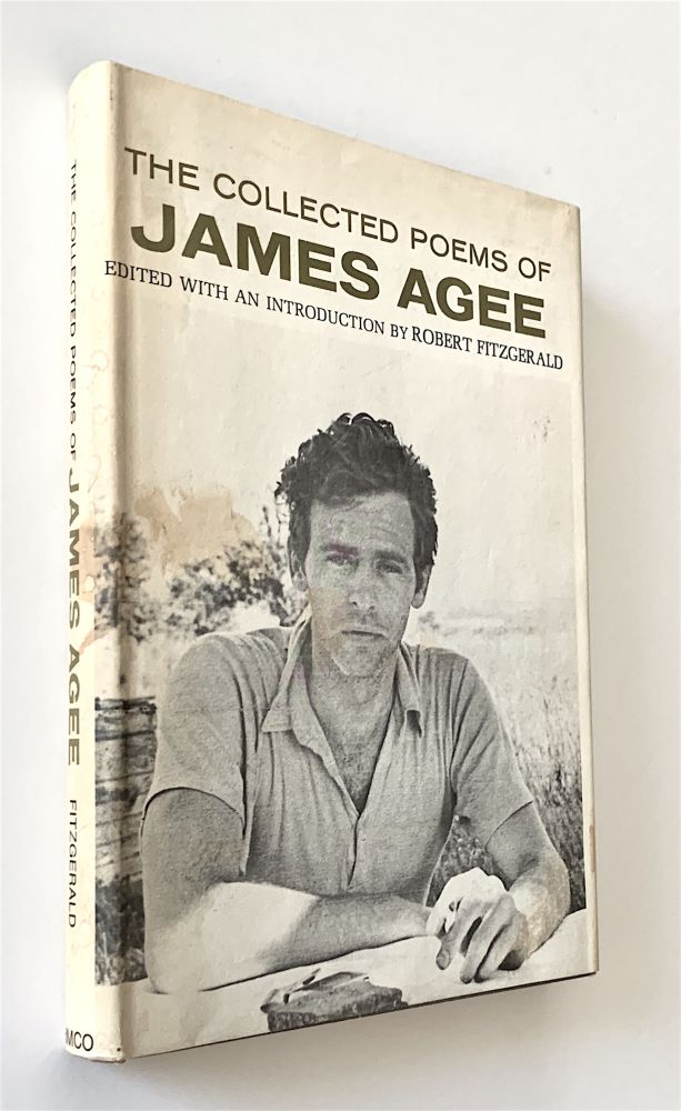 The Collected Poems of James Agee. James Agee.