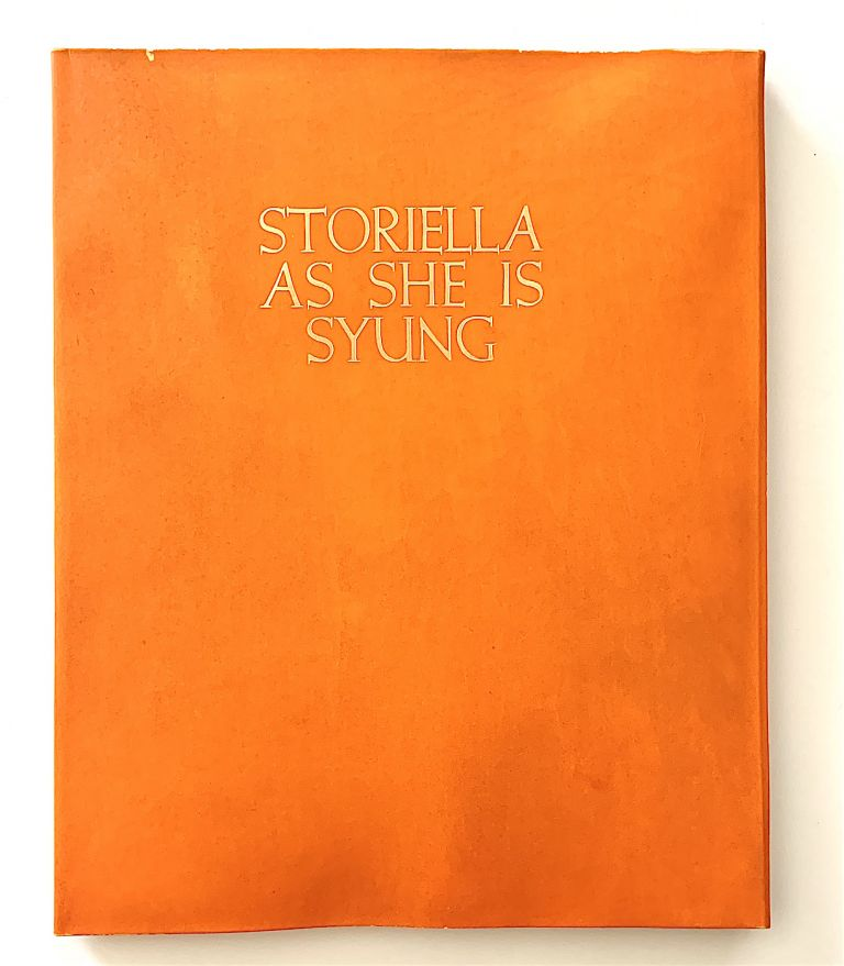 """Storiella as She is Syung. A Section of """"Work in Progress."""" James Joyce."""