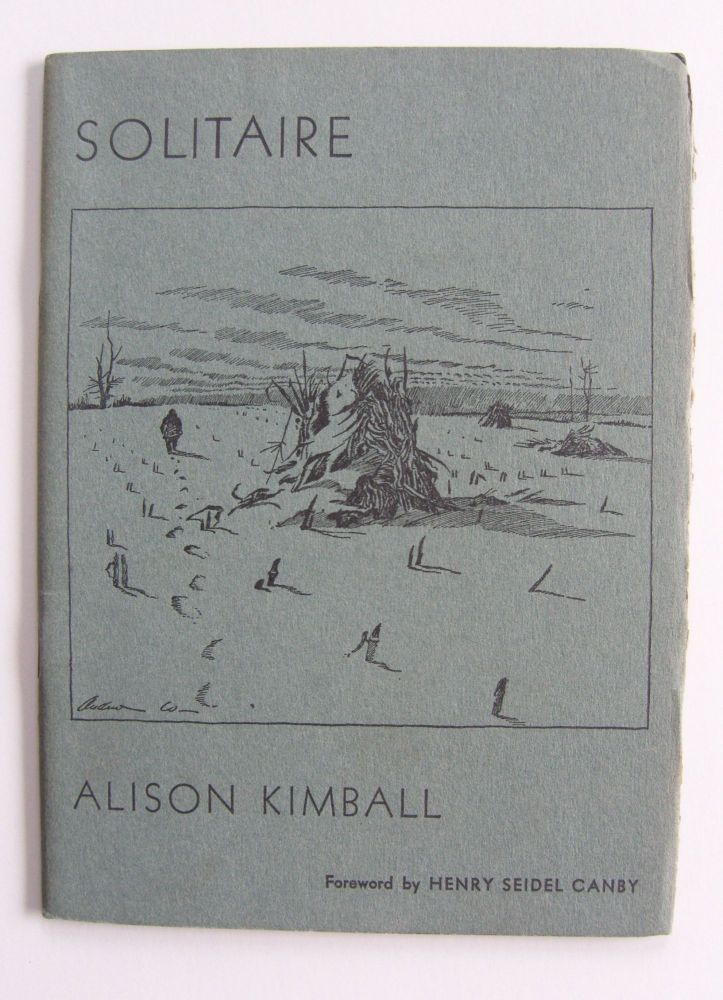 Solitaire. Alison Kimball, ill Andrew Wyeth.