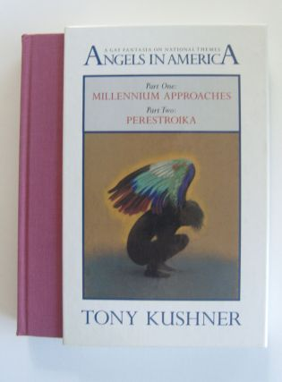 Angels in America: A Gay Fantasia on National Themes. Part One: Millennium Approaches. Part Two:...