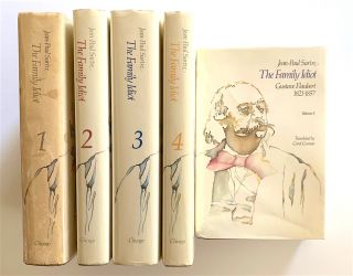 The Family Idiot. Gustave Flaubert 1821-1857. [first edition in English, five-volume set]....