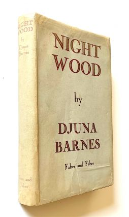 Nightwood [first edition]