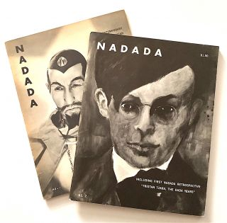 Nadada. Whole numbers 1-2 [all published]. Timothy Baum, ed