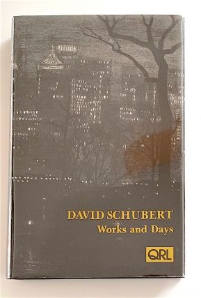 Works and Days. David Schubert
