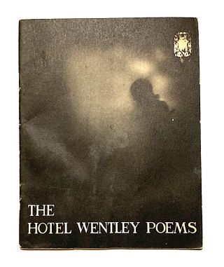 The Hotel Wentley Poems [first edition, second issue, signed]. John Wieners
