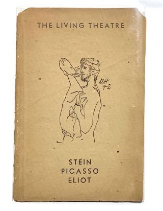 """Reply."" in: The Living Theatre. Stein / Picasso / Eliot. William Carlos Williams"
